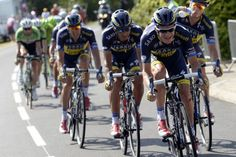 You saw Saxo-Tinkoff's stellar move during today's stage... read how they did it.