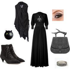 Dark Mori Style