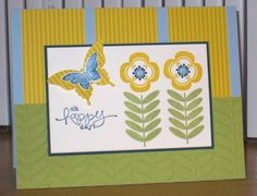 Madison Butterfly by Christy S. - Cards and Paper Crafts at Splitcoaststampers