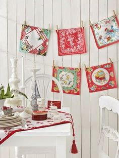 What Can You Do With Vintage HANKIES Handkerchiefs