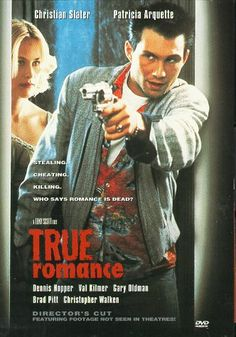 True Romance directed by Tony Scott (1993)