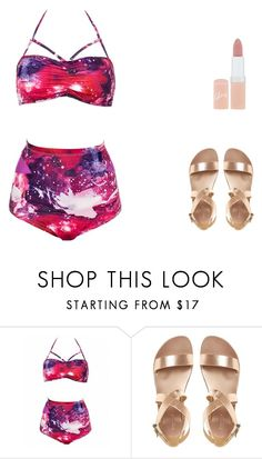 """""""Summer"""" by stylist29 ❤ liked on Polyvore featuring Rimmel"""
