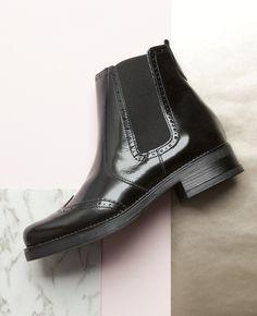 Brogues or Chelsea boots? Shoe Shop, Kid Shoes, Brogues, Chelsea Boots, Trainers, Ankle Boots, Footwear, Man Shop, Kids