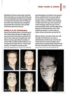 Special Effects Make-up - Janus Vinther - Google Books
