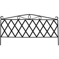 GARDEN FENCE BK 30X16 by Mintcraft. $11.09. SOUNDBEST INT. / CHINA. Mintcraft Garden Fence Bk 30X16 GF-3179. Decorative one piece design fence. Easy to install. Durable UV resistant for years of use. Connects easy. Border for plants, patio or yard.. Save 32% Off!