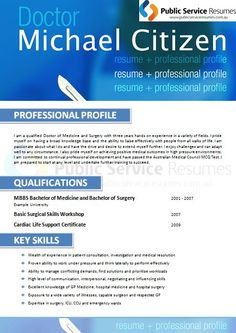 a good resume for a healthcare or allied health professional will be more than just a - Good Professional Resumes