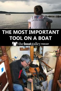 The most important tool on your boat isn't one that you can buy at the hardware store. Learn about boat tools - and which one you should never be without. Buy A Boat, Make A Boat, Build Your Own Boat, Liveaboard Sailboat, Liveaboard Boats, Sailboat Living, Living On A Boat, Boat Organization, Used Sailboats