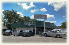 Carshon's Deli - 3133 Cleburne Rd - Voted best FW sandwich - Try Mary Swift's butterscotch pie - This Kosher deli is one of the oldest restuarants in FW.