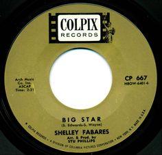 Shelley Fabares - Big Star