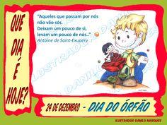 """SÉRIE """"QUE DIA É HOJE?"""" 37  24 de Dezembro - Dia do Órfão  Na ilustração, releitura de """"O Pequeno Príncipe"""", de Saint-Exupéry (Lápis de cor)  #QueDiaÉHhoje #datas #DatasComemorativas #CalendarioSazonal #DiaDoÓrfão"""