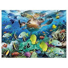 Ravensburger Underwater Paradise Puzzle - 150 Pieces