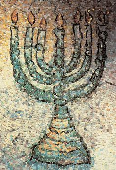 Chagall Mosaic                                                                                                                                                                                 More Marc Chagall, Mosaic Wall Art, Mosaic Glass, Glass Art, Arte Judaica, Matisse, Byzantine Art, Jewish Art, Ancient Symbols