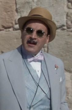 Agatha Christie's Death on the Nile- Hercule Poirot Hercule Poirot, Agatha Christie's Poirot, Death In The Clouds, Death On The Nile, Detective, David Suchet, Cop Show, Miss Marple, Bbc Tv