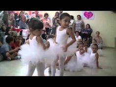 Escola Vale Encantado Aula Aberta de Ballet