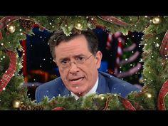 Late Show Christmas Party Apologies - YouTube