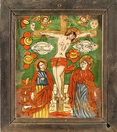 Christian Paintings, Religious Icons, Lent, Renaissance, Medieval, Easter, Colour, Spring, Glass