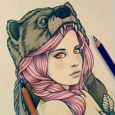 Annamarie. Age: 16 powers: wolf sibling: none