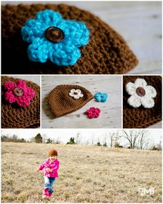 Little Lady Daisy Hat by ShopTwentynine on Etsy, $17.00    (photography by https://www.facebook.com/MBshutterbugs)