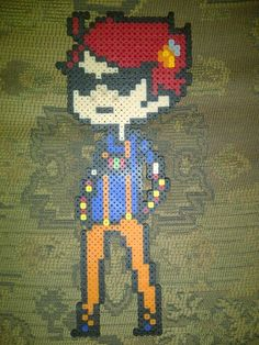 Trickster!Dirk by LingeringSentiments on DeviantArt