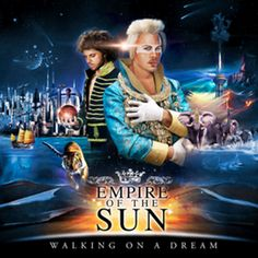 Science Fiction movies and bands like Empire of the Sun take on a lot of futuristic elements when creating worlds or dimensions for music videos. (Example: the music video for Way to Go by Empire of the Sun).