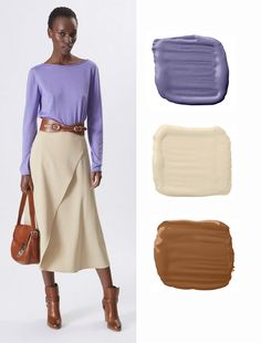 8e5fa1ab48d6 A Ralph Lauren Paint palette inspired by Ralph Lauren Collection Pre-Spring  2016. Colors