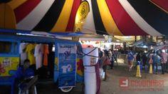 Experience good food, good people, good everything fun under a huge circus tent with Foodish Festival at The Terraces in Ayala Center Cebu. Cebu, Terraces, Good People, Good Food, Good Things, Spaces, Fun, Decks, Terrace