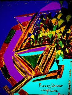 runner/dancer lengthwise by graceacer.deviantart.com on @DeviantArt