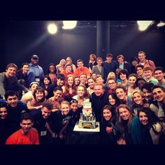 Broadway or Bust!