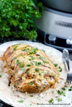 Slow Cooker, Chicken, Meat, Cooking, Recipes, Food, Kitchen, Essen, Eten