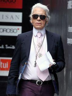 Karl Lagerfeld : deux gouvernantes pour s'occuper de Choupette