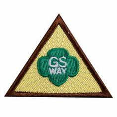 Is it October already? Wondering how your troop can celebrate Juliette Gordon Low's birthday? How about doing activities to earn the Girl Scout Way badge? Our Brownie troop made situpons, learned some traditional GS songs, heard a Gold Award GS tell a story about her GS youth, and are planning a party to celebrate the Big Day.