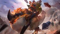 Sebelumnya dikenal sebagai Japalura, Leakers akhirnya merilis beragam cuplikan dari skill yang dimiliki oleh Bart yang menjadi si penunggang, dan Rahal yang menjadi dinosaurus yang akan hadir di dalam game Mobile Legends. Hero ini menjadi hero baru yang telah beberapa saat yang lalu dirilis surveynya,