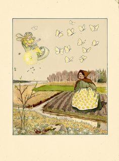 Elsa Beskow #illustration