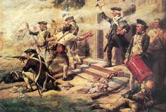 """Learn the amazing story of Rev. James Caldwell, a Revolutionary War freedom fighter! """"Give 'em Watts, Boys!"""""""