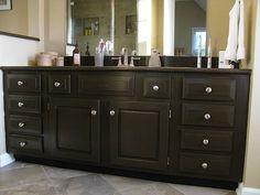 7 Types Of Bathroom Cabinet Doors | Home Decor Report