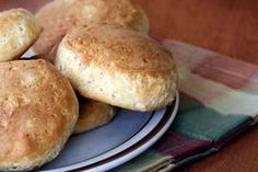 Cracker Barrel Biscuits from CDKitchen.com