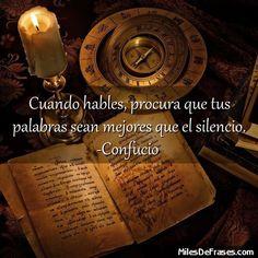 El silencio enseña
