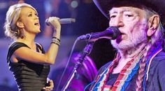 """Country Music [ VIDEO ] Carrie Underwood and Willie Nelson have blown us away with their duet of the touching song, """"Always On My Mind"""" plus Lyrics"""