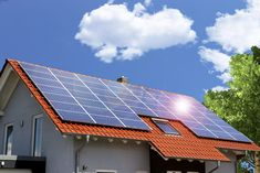 If you want access to the grid, prepare to pay fixed monthly charges … Roof Solar Panels, Solar Roof Tiles, Best Solar Panels, Solar Panel System, Panel Systems, Foyers, Service Public, Photovoltaic Cells, Energy Efficient Homes