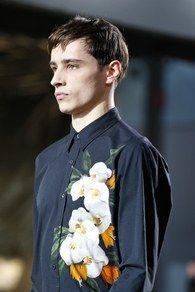 Dries Van Noten Spring 2014 Menswear Collection - Vogue