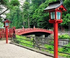 Lanterns and bridge ❤️