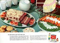 carnation ad 1950s