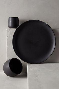 Lost & Found Matte Dinner Plate