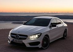 2014 Mercedes-Benz CLA45 AMG Review - AUTOCARSBLITZ.COM. A glance at this high-tech package suffices to show that the CLA45 AMG also has all the typical DNA