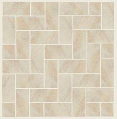 Bathroom Brick Pattern Floor Tile Home Ideas Pinterest