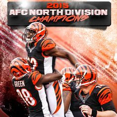 The @Bengals have the AFC North on lock. Will they get a first round bye tonight on #MNF #CincinnatiBengals #NFL #Bengals #Cincinnati #WhoDey #ClevelandBrowns #LetsRoar #keepersunlimited
