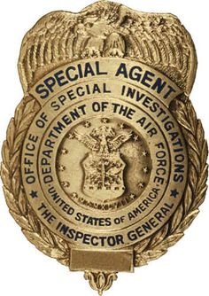 The Air Force Office of Special Investigations has been the Air Force's major investigative service since Aug.1, 1948. The agency reports to the Inspector General, Office of the Secretary of the Air Force. OSI provides professional investigative service to commanders of all Air Force activities. Its primary responsibilities are criminal investigations and counterintelligence services.