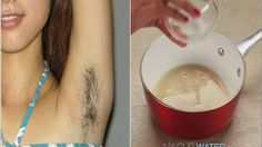 How I Removed All My Armpit Hair Permanently In 10 Minutes! Natural Home...
