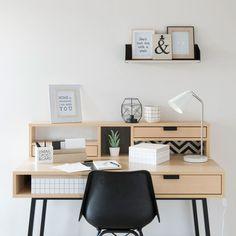 #ideas para organizar tu #escritorio según el #fengshui