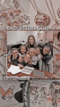 The Baby Sitters Club, Baby Sister, Millie Bobby Brown, Besties, Idol, Wallpaper, Netflix, Random, Movies